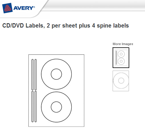 Avery cd label template microsoft word the best free for Free avery cd label templates